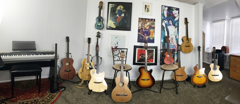 Lewis Guitar Method Studio in Bufalo NY